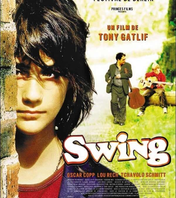"Affiche du film ""Swing"""