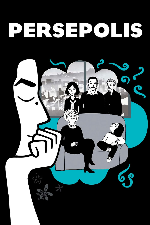 "Affiche du film ""Persepolis"""