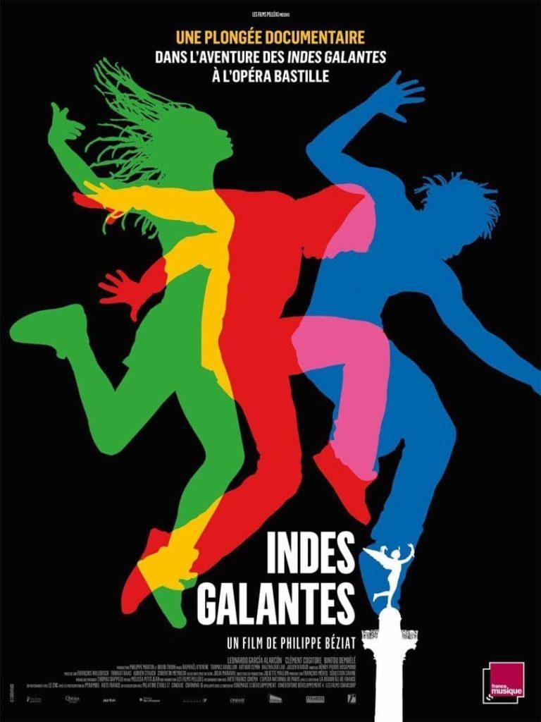 """Affiche du film """"Indes galantes"""""""