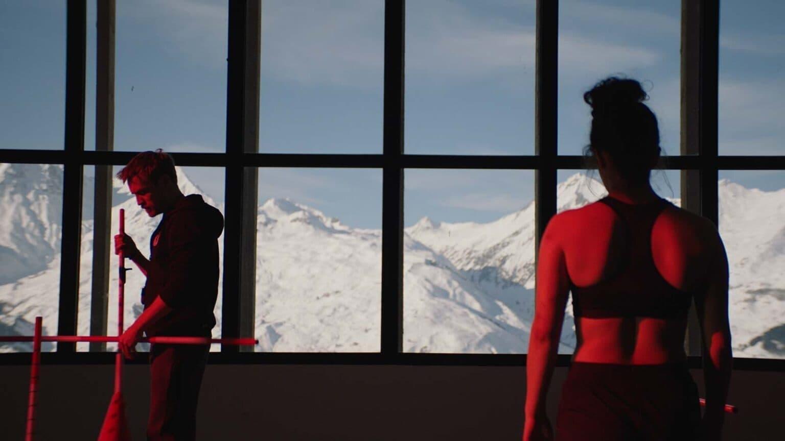 "Image du film ""Slalom"""