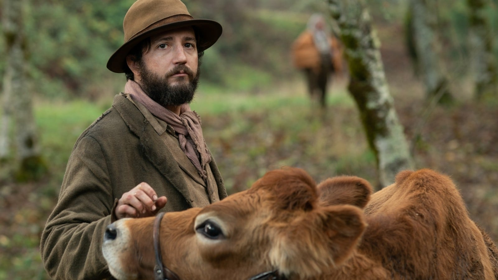 """Image du film """"First Cow"""""""