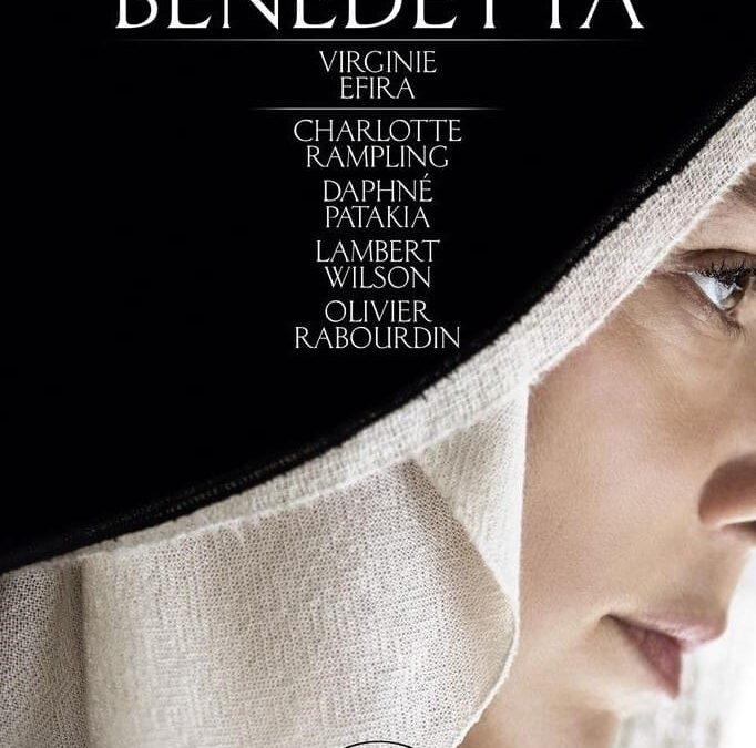 """Affiche du film """"Benedetta"""""""