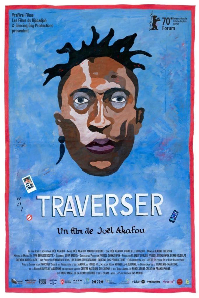 """Affiche du film """"Traverser"""""""