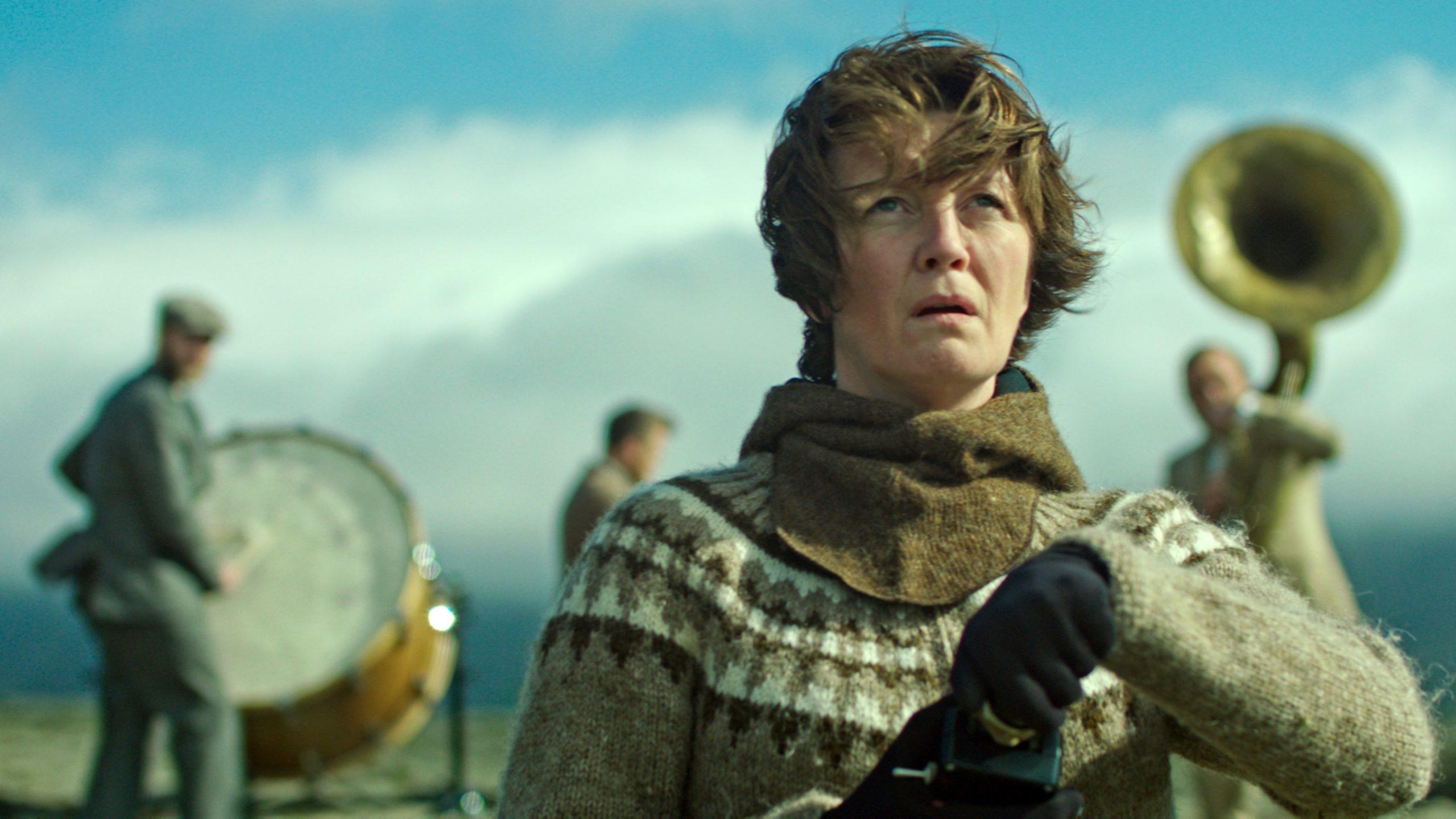 "Image du film ""Woman at War"""