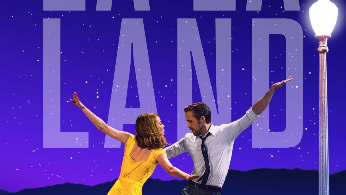 """Affiche du film """"La La Land"""""""
