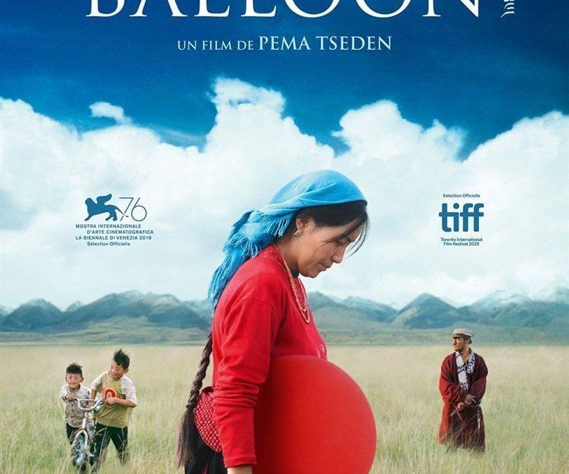 """Affiche du film """"Balloon"""""""