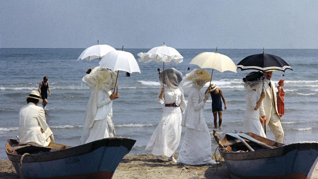 """Image du film """"Mort à Venise"""""""