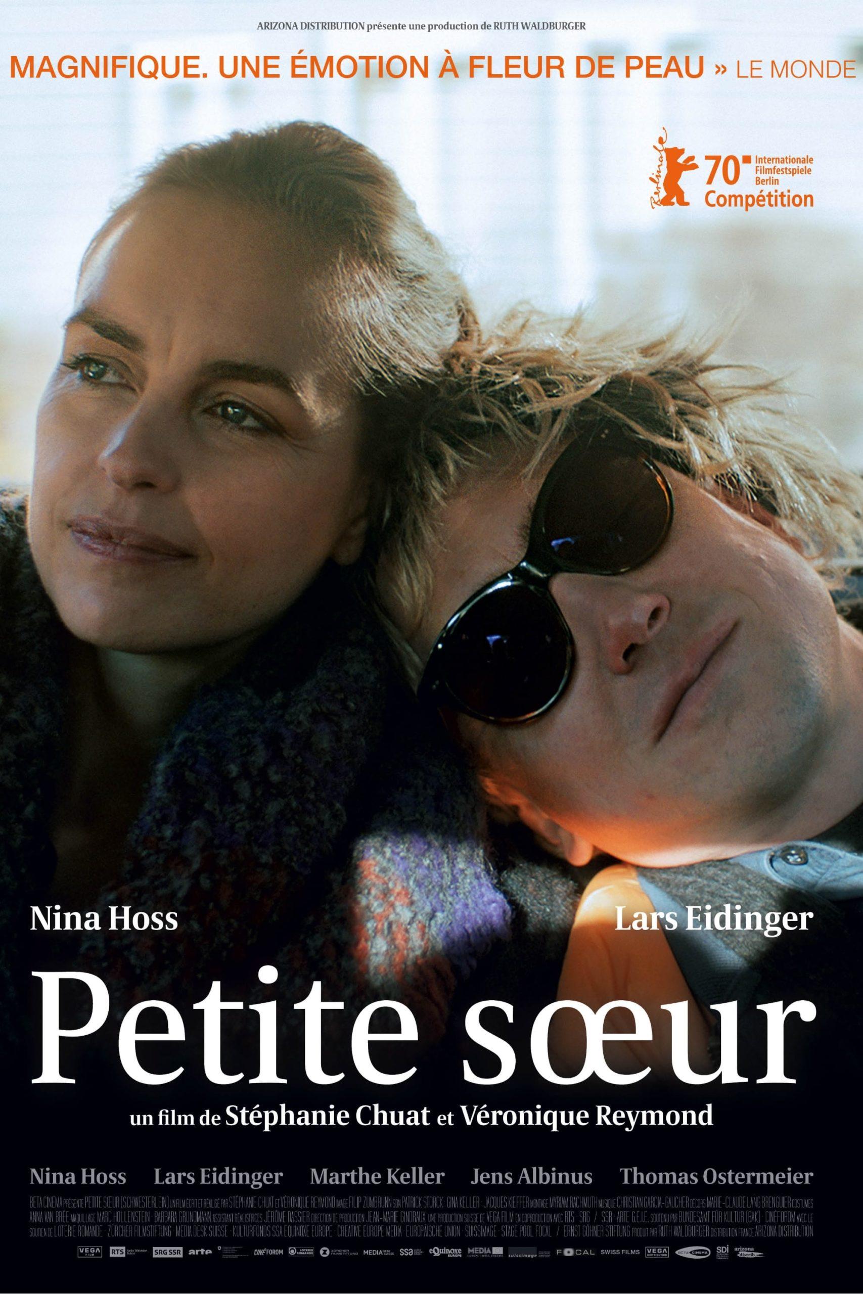 "Affiche du film ""Petite sœur"""