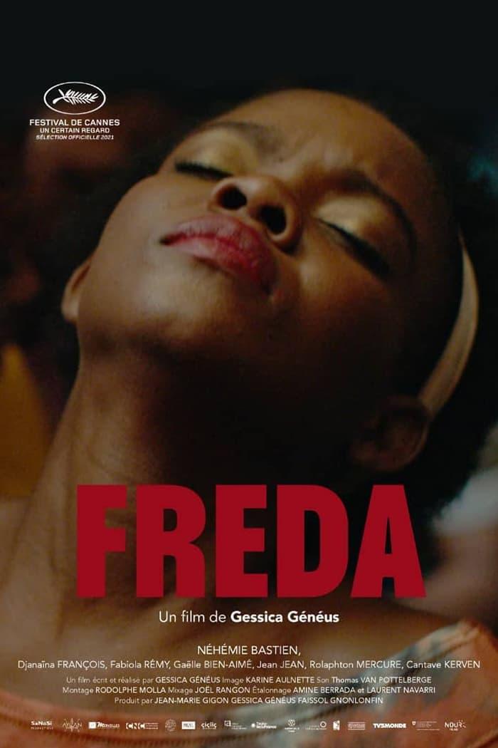 """Affiche du film """"Freda"""""""