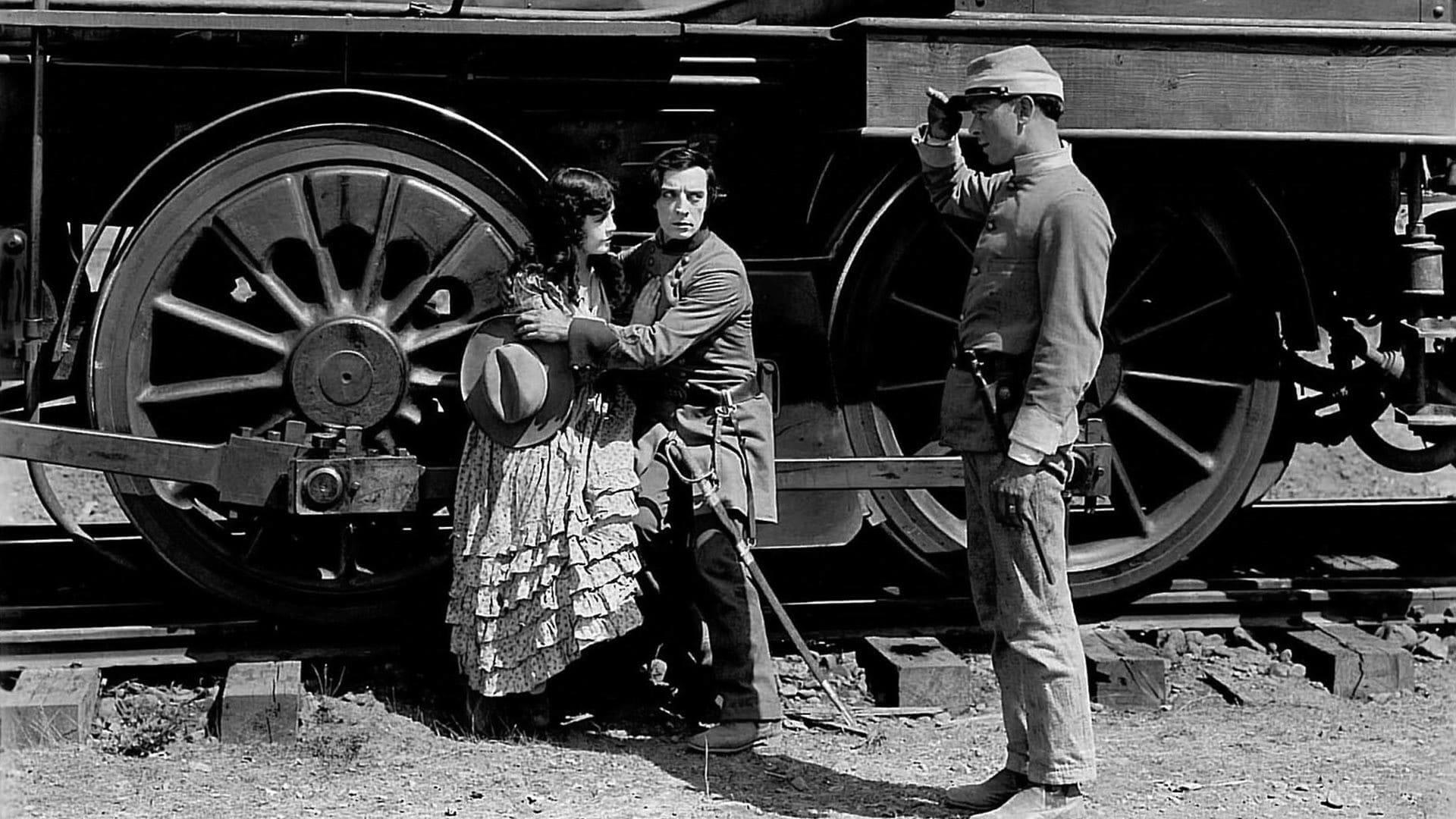 "Image du film ""Le Mécano de la « General »"""