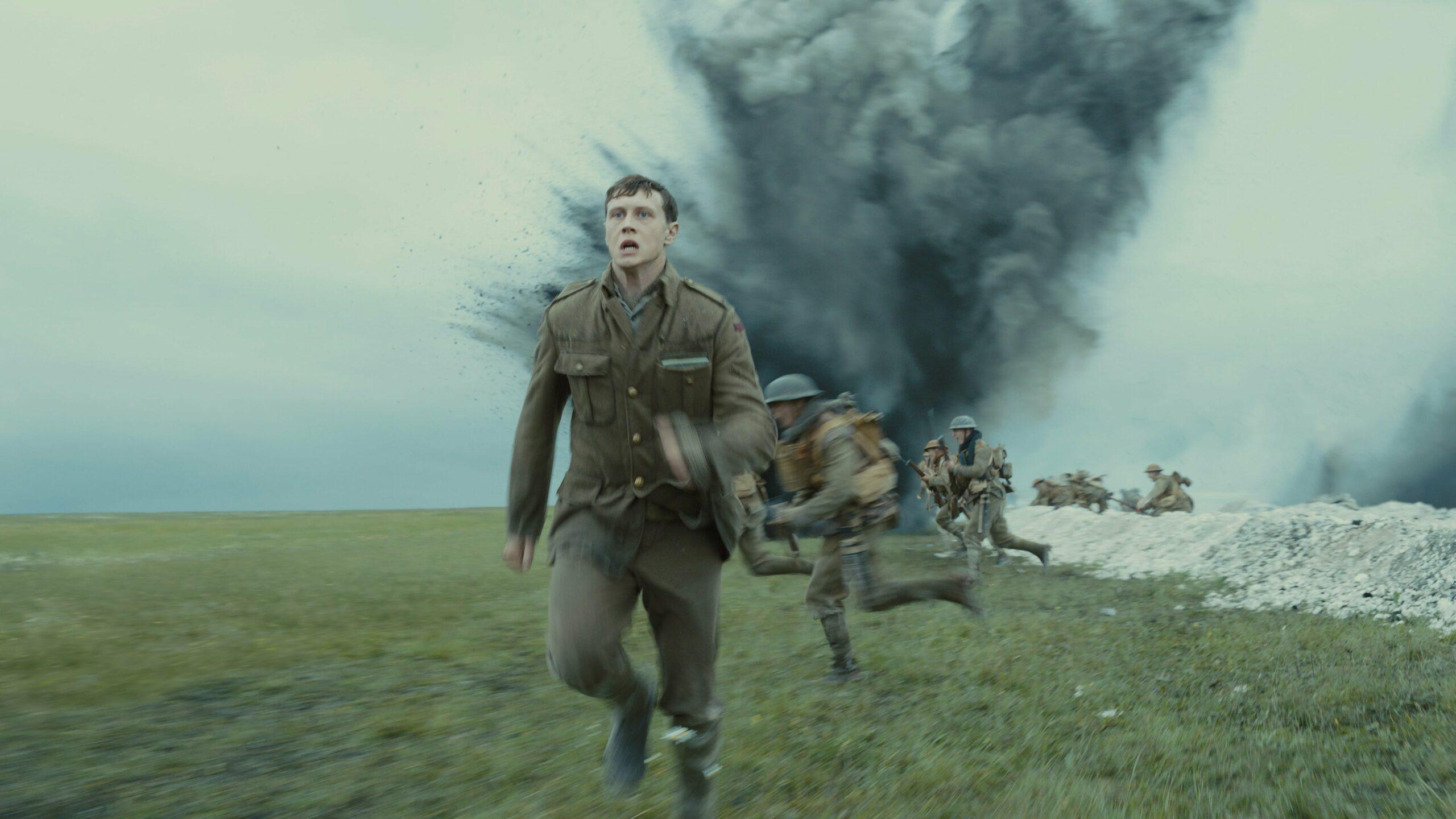 "Image du film ""1917"""