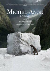 "Affiche du film ""Michel-Ange"""