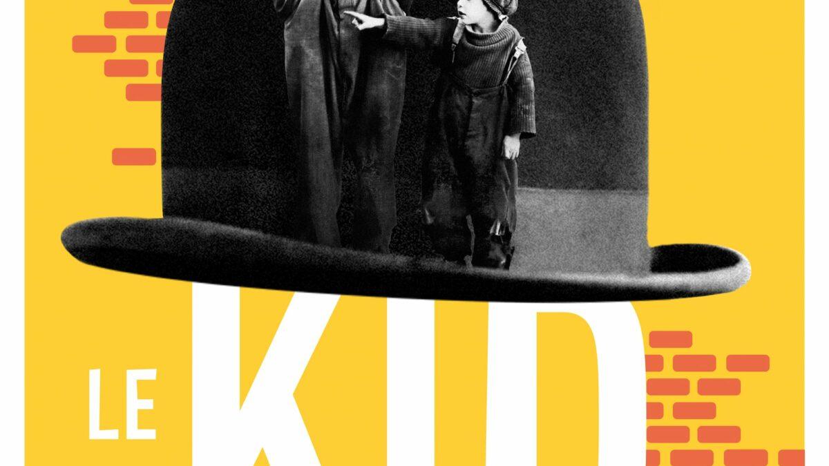 """Affiche du film """"Le Kid"""""""