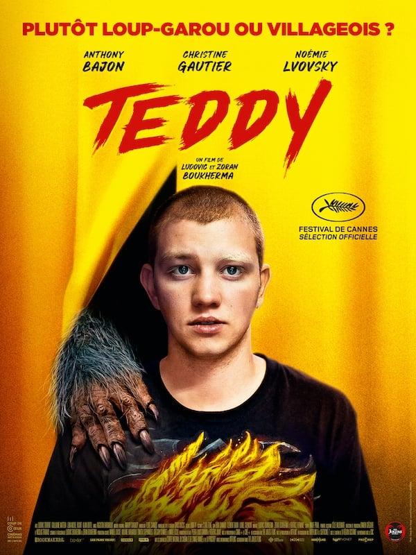 "Affiche du film ""Teddy"""