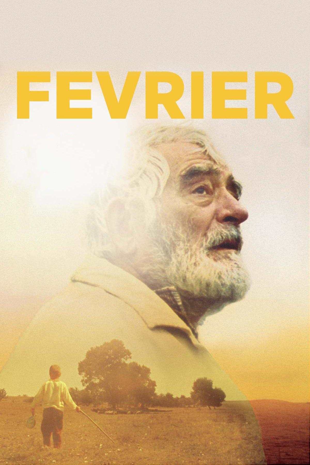 "Affiche du film ""Février"""