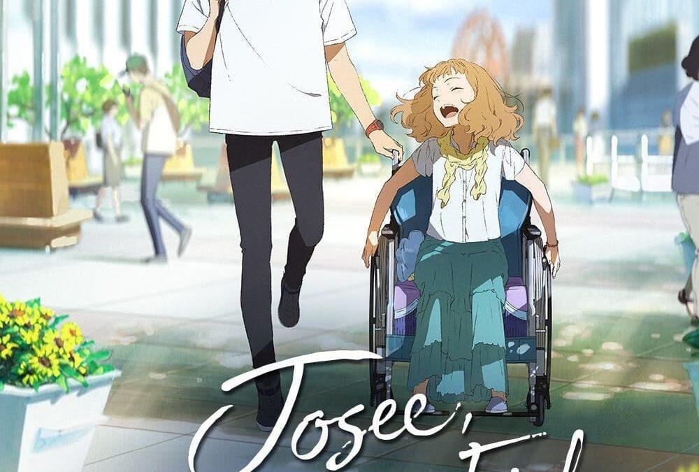"""Affiche du film """"Josée, le tigre et les poissons"""""""