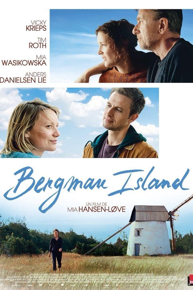 "Affiche du film ""Bergman Island"""