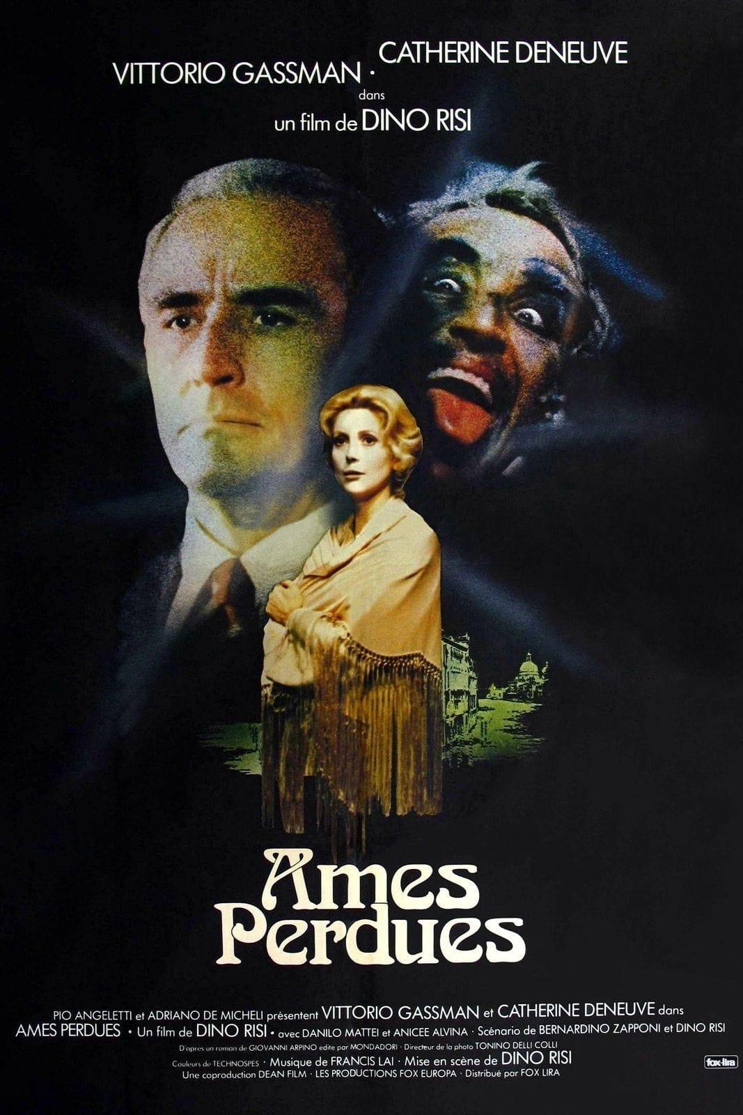 """Affiche du film """"Âmes perdues"""""""