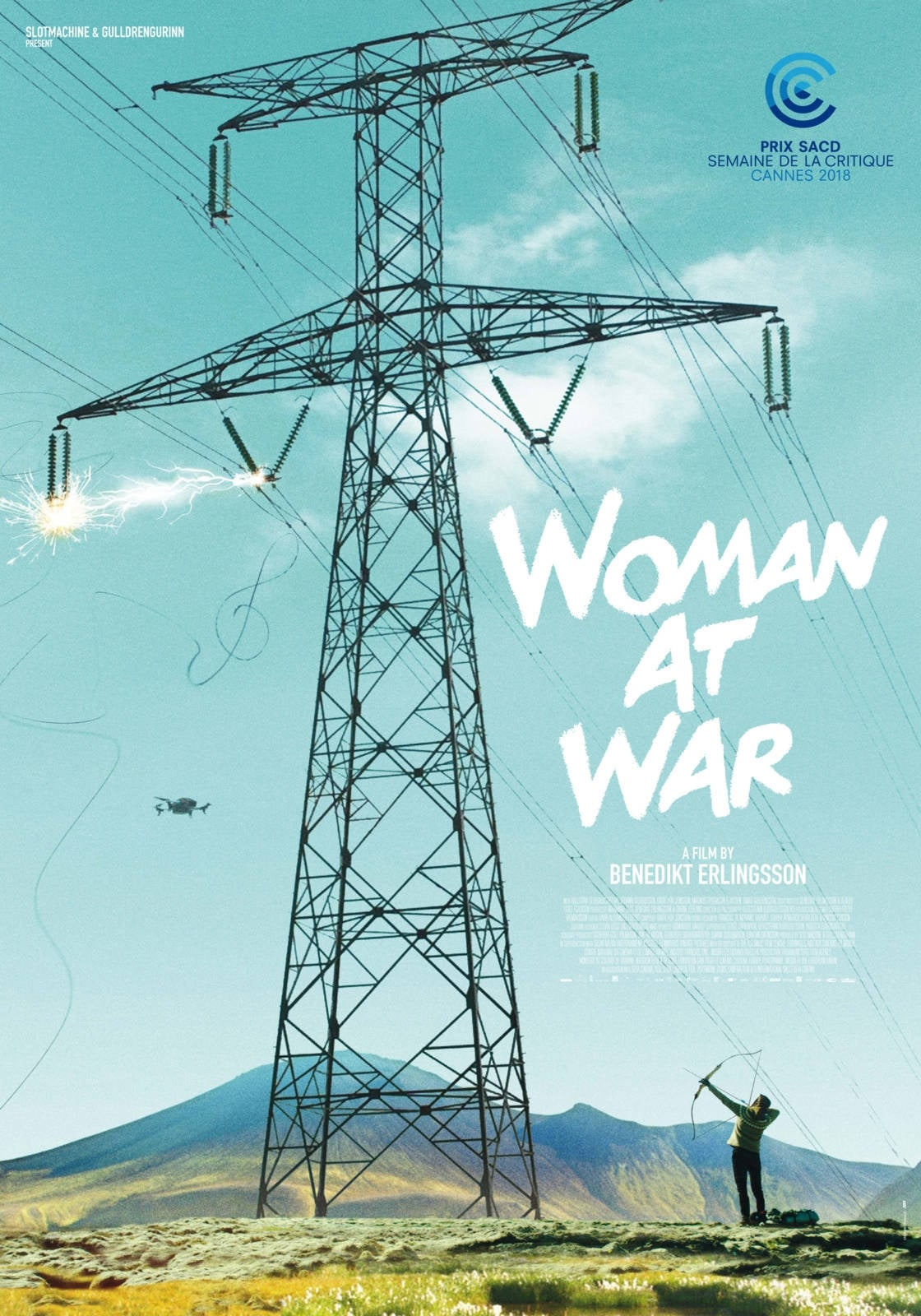 "Affiche du film ""Woman at War"""