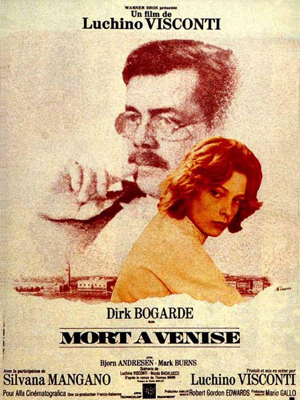 """Affiche du film """"Mort à Venise"""""""